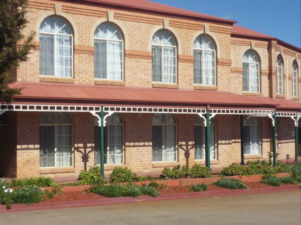 Heritage Motor Inn Goulburn - Accommodation Broome