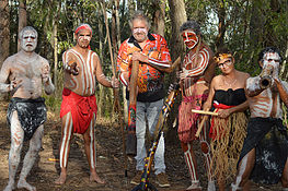 Didgeridoo Jam in the Park - Accommodation Broome