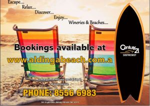 Century 21 SouthCoast Gull Cottage - Accommodation Broome