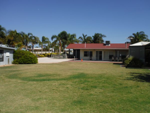 The Palms - Accommodation Broome