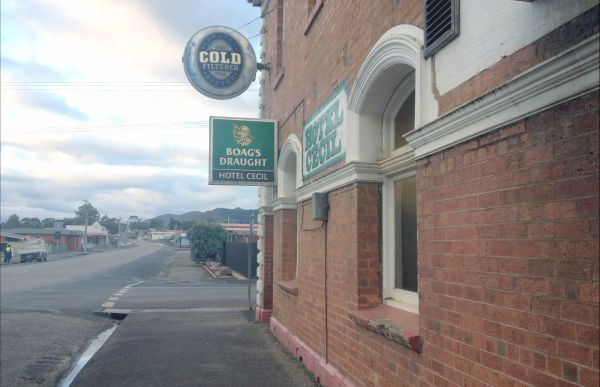 Cecil Hotel Zeehan - Accommodation Broome