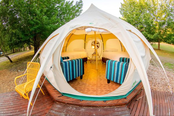 Yarra Valley Park Lane Glamping Belle Tents - Accommodation Broome
