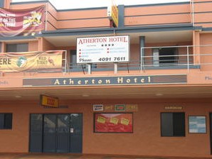 Atherton Hotel - Accommodation Broome