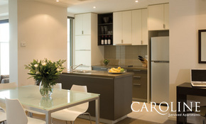 Caroline Serviced Apartments Brighton - Accommodation Broome