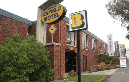 Enfield Motel - Accommodation Broome