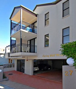 Spring Hill Mews - Accommodation Broome