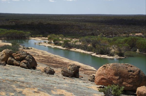 Burra Rock Camp at Burra Rock National Park - Accommodation Broome