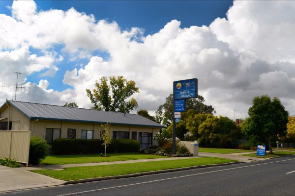 Comfort Inn Benalla - Accommodation Broome