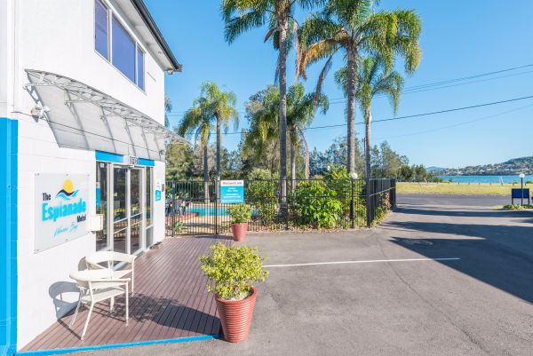 The Esplanade Motel - Accommodation Broome