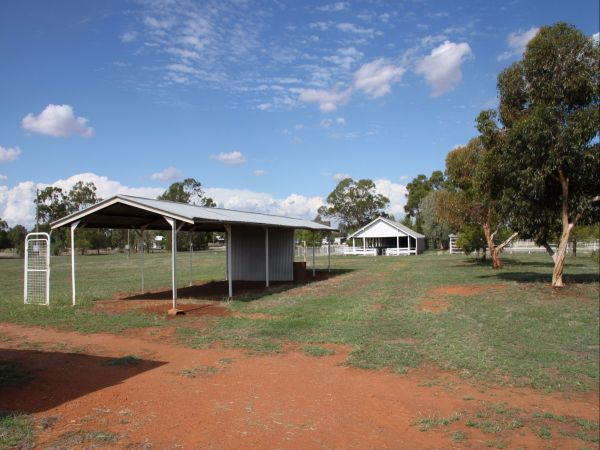 Trundle Showground - Accommodation Broome