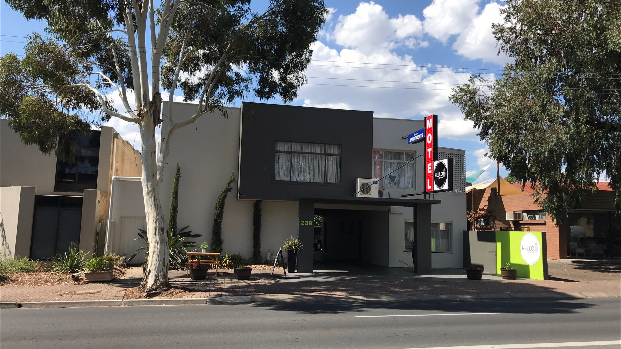 Hello Adelaide Motel Apartments - Frewville - Accommodation Broome