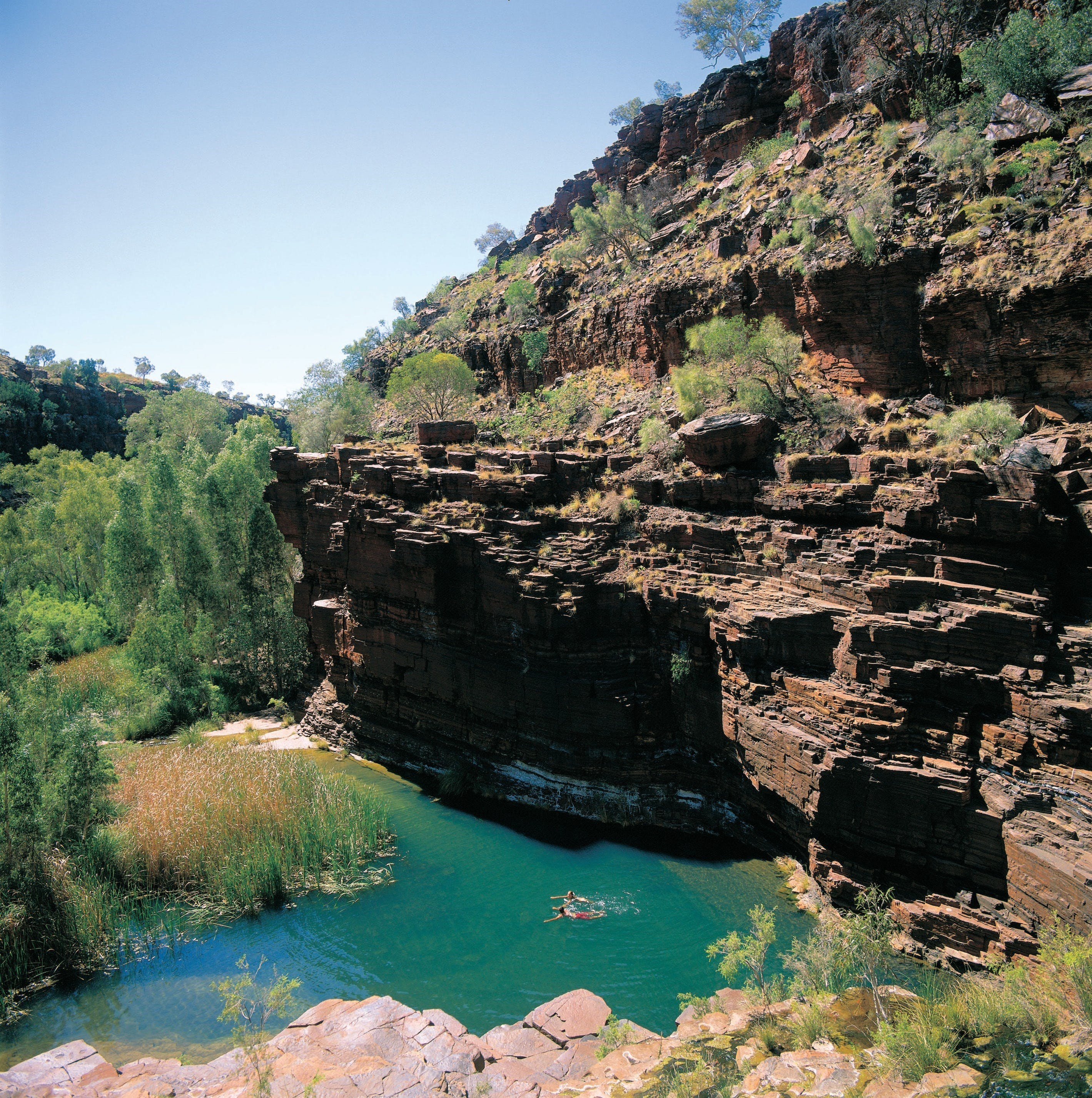 Dales Gorge Camp at Karijini National Park - Accommodation Broome