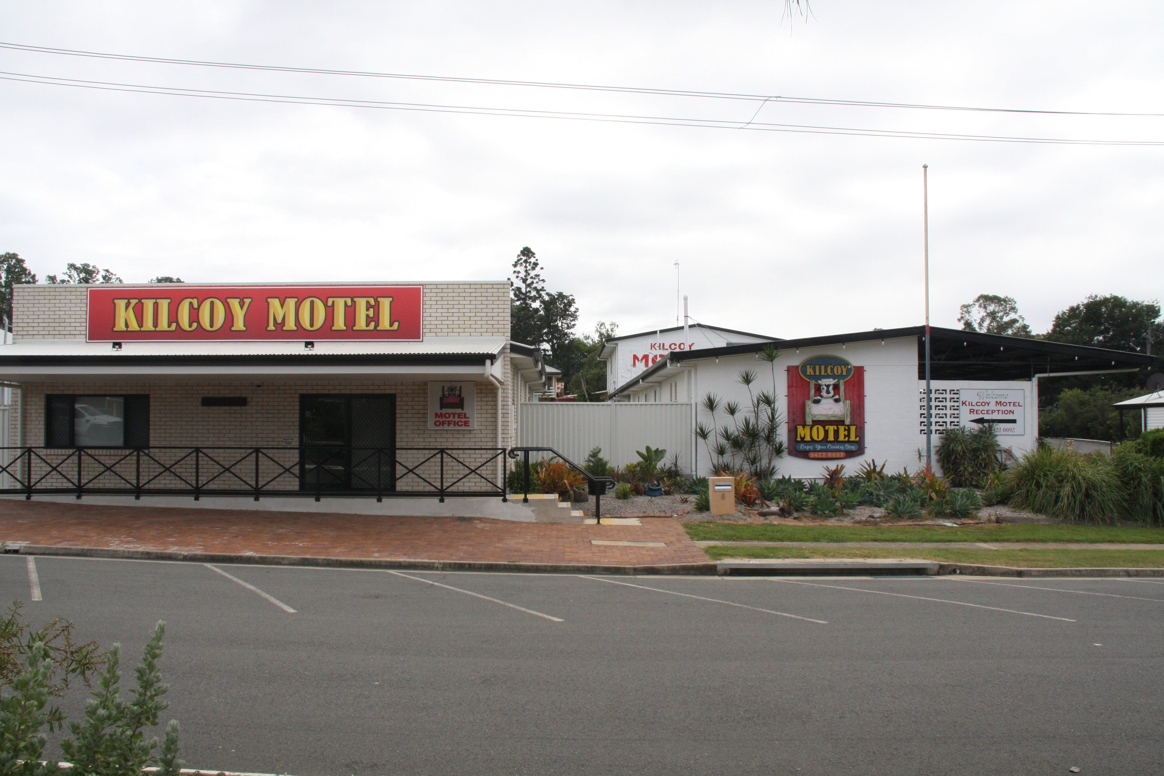 Kilcoy Motel - Accommodation Broome