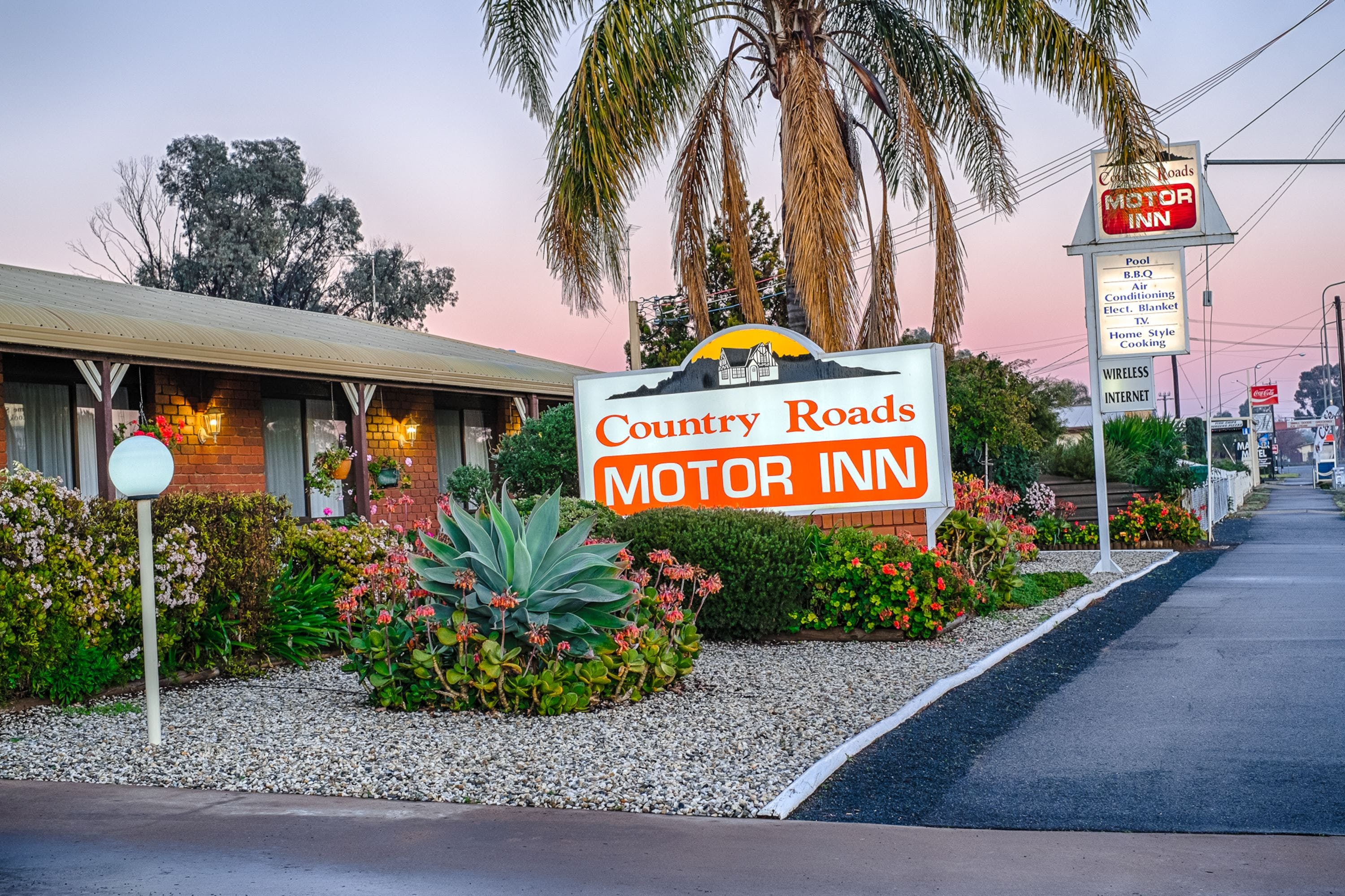 Country Roads Motor Inn - Accommodation Broome