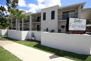 Dalby Fairway Motor Inn - Accommodation Broome