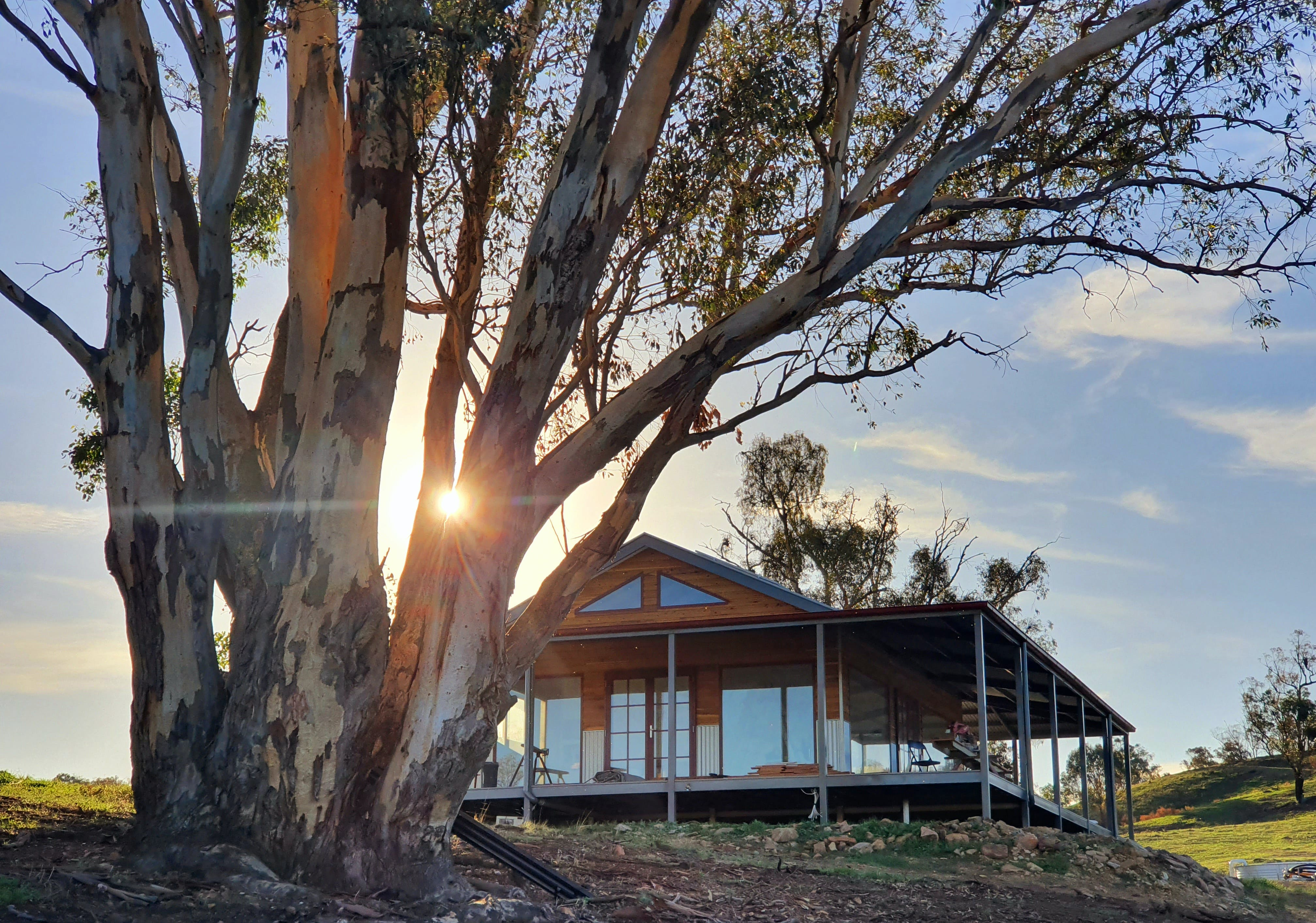 Kestrel Nest EcoHut - Accommodation Broome