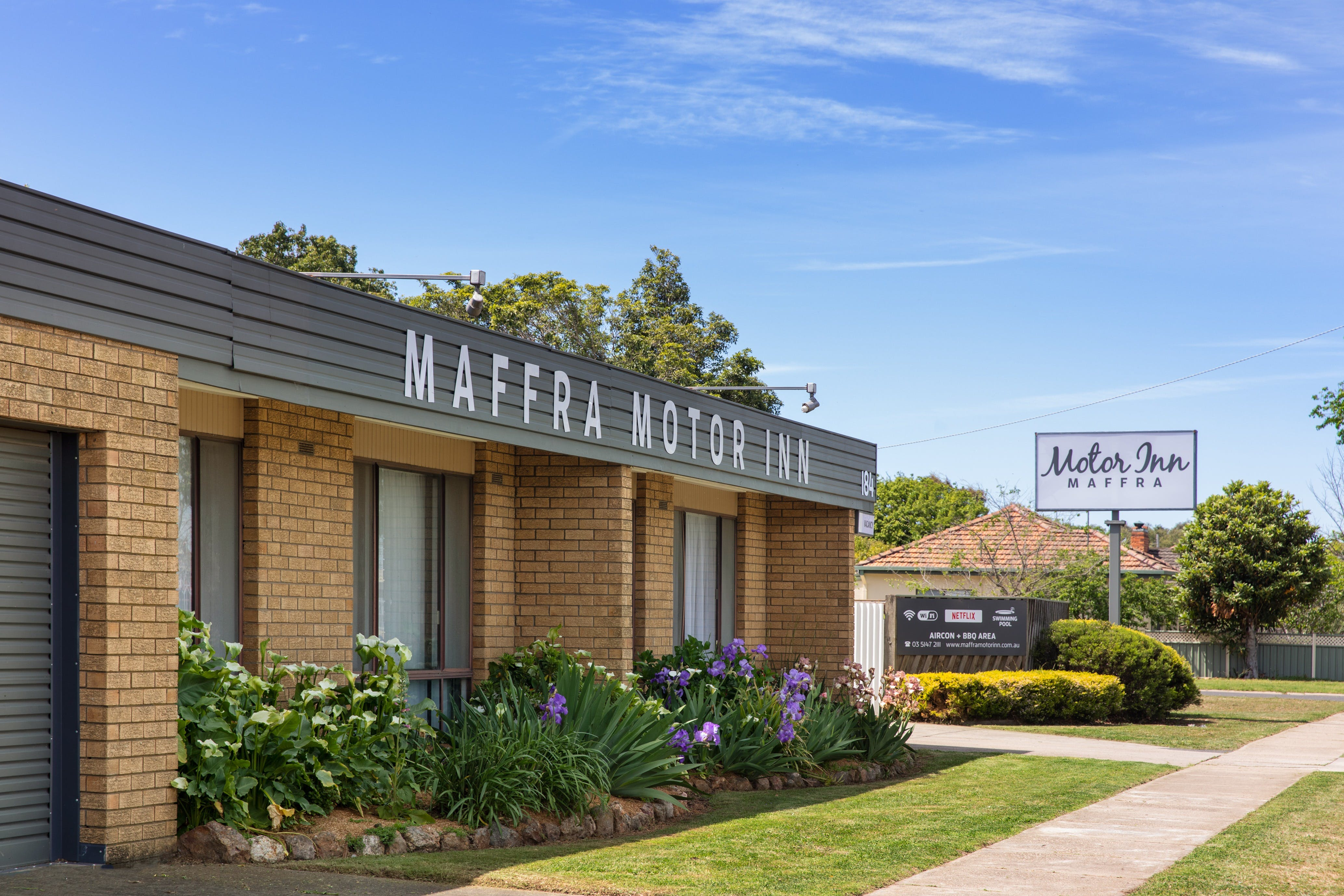 Maffra Motor Inn - Accommodation Broome