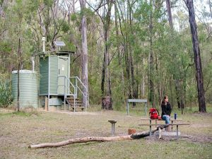 Ten Mile Hollow campground - Accommodation Broome
