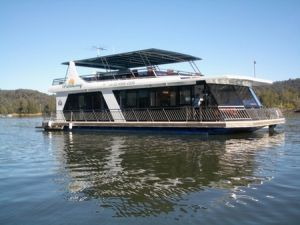 Able Hawkesbury River Houseboats - Accommodation Broome