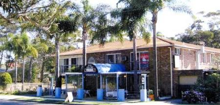 Palm Court Motel - Accommodation Broome