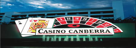 Casino Canberra - Accommodation Broome