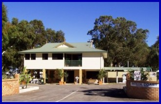 Batavia Coast Caravan Park - Accommodation Broome