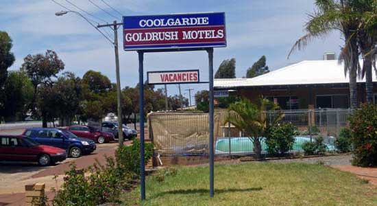 Coolgardie Motel - Accommodation Broome