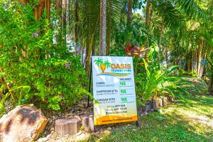 Oasis Tourist Park - Accommodation Broome