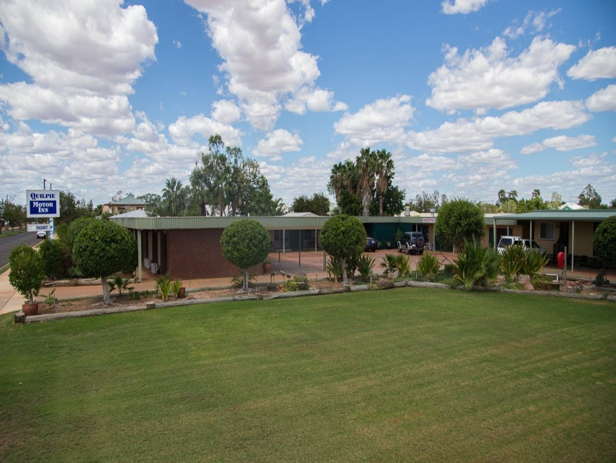 Quilpie Motor Inn - Accommodation Broome