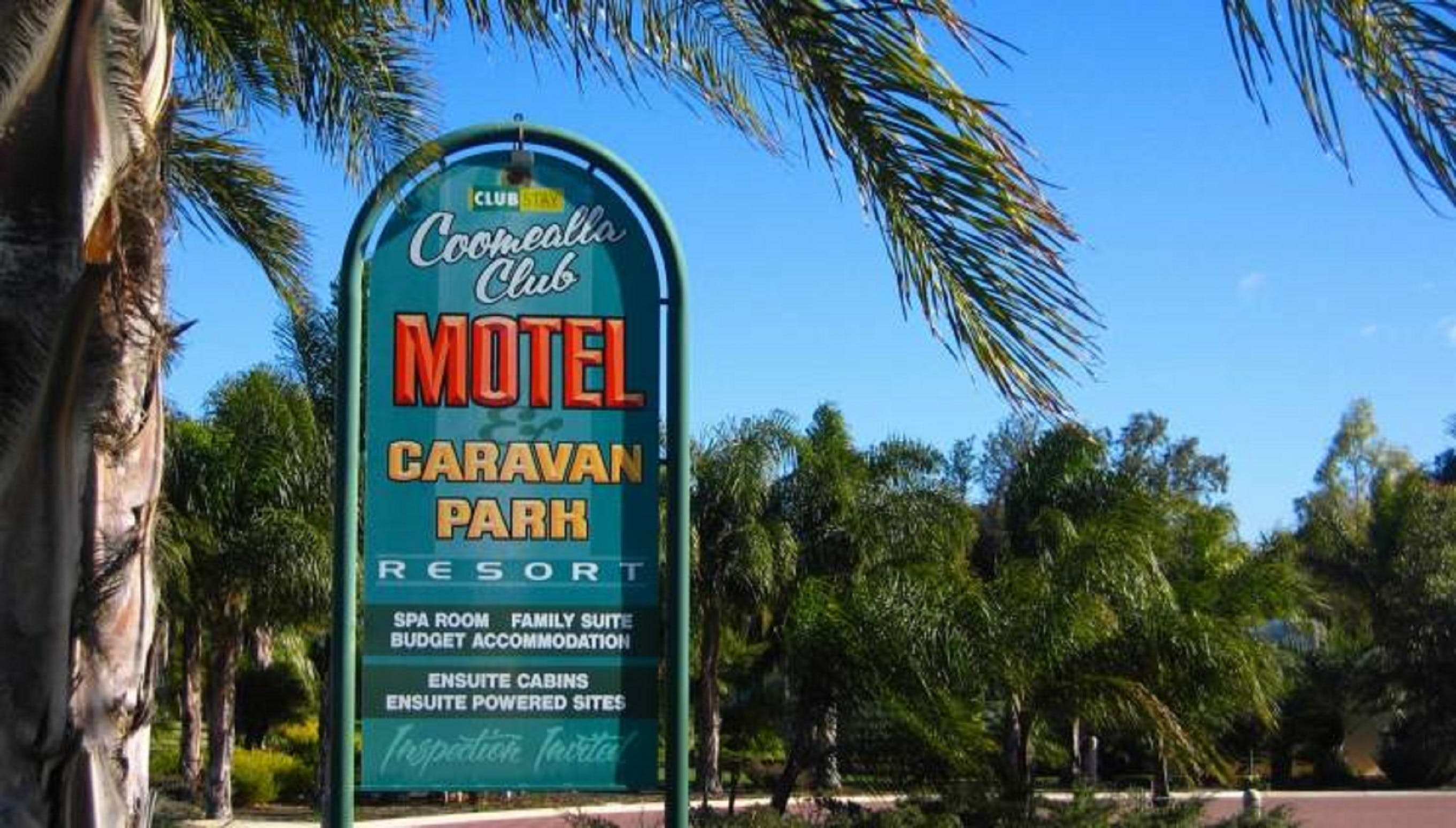 Coomealla Club Motel and Caravan Park Resort - Accommodation Broome