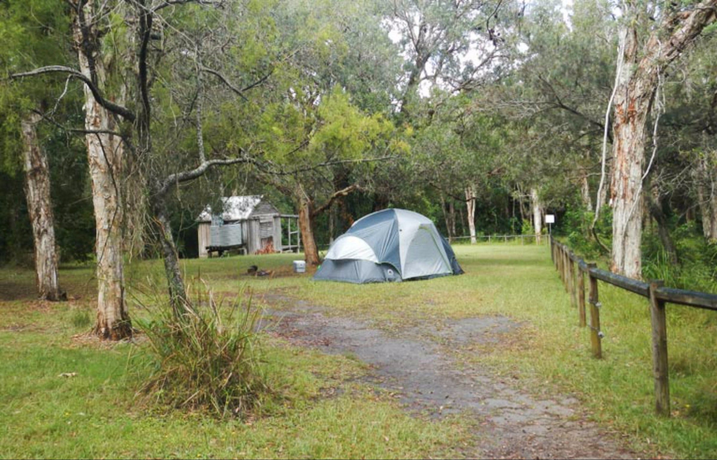 Kylies Hut walk-in campground - Accommodation Broome