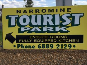 Narromine Tourist Park and Motel - Accommodation Broome