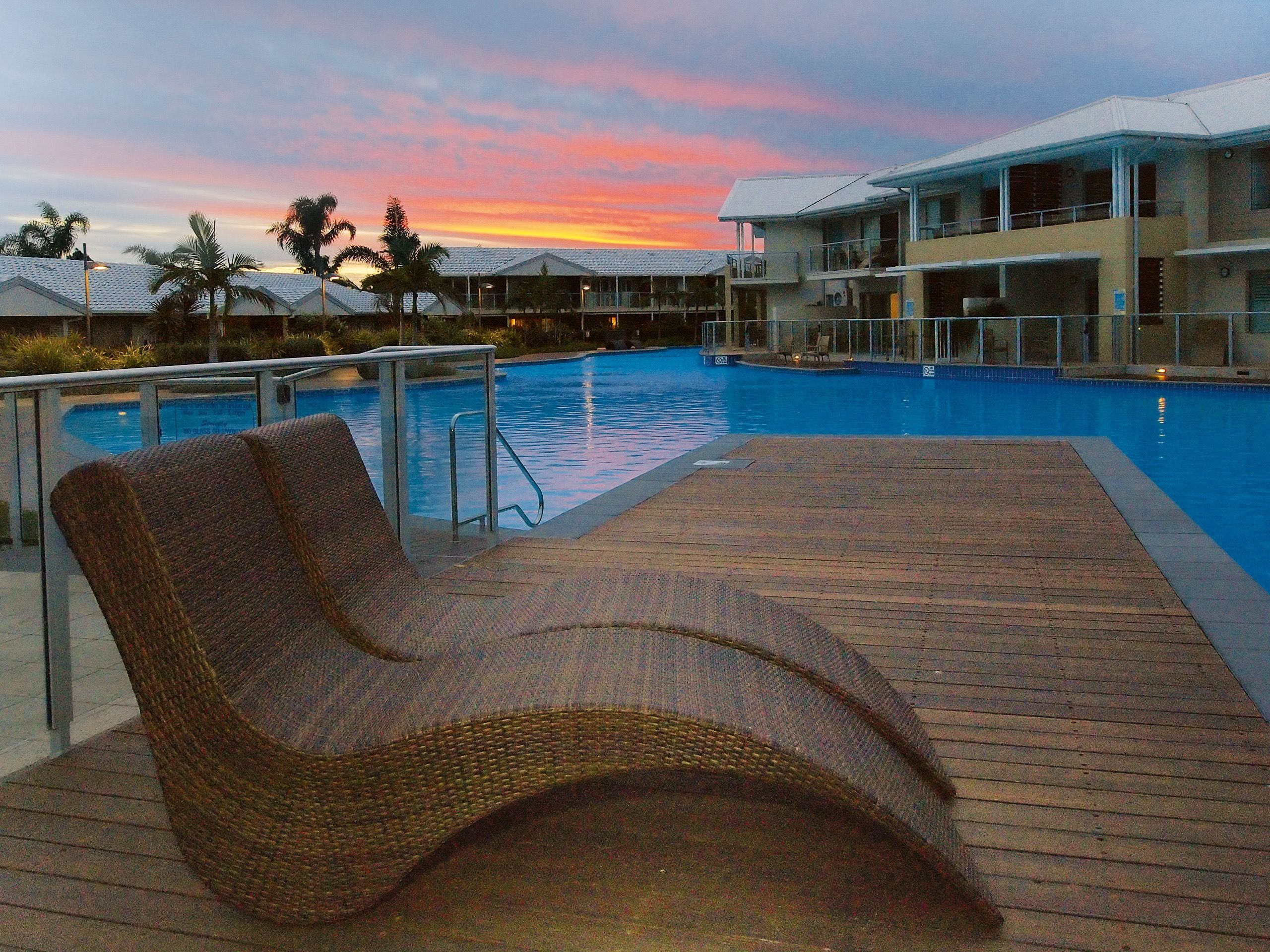 Oaks Port Stephens Pacific Blue Resort - Accommodation Broome