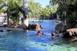 Big4 Aussie Outback Oasis Holiday Park - Accommodation Broome