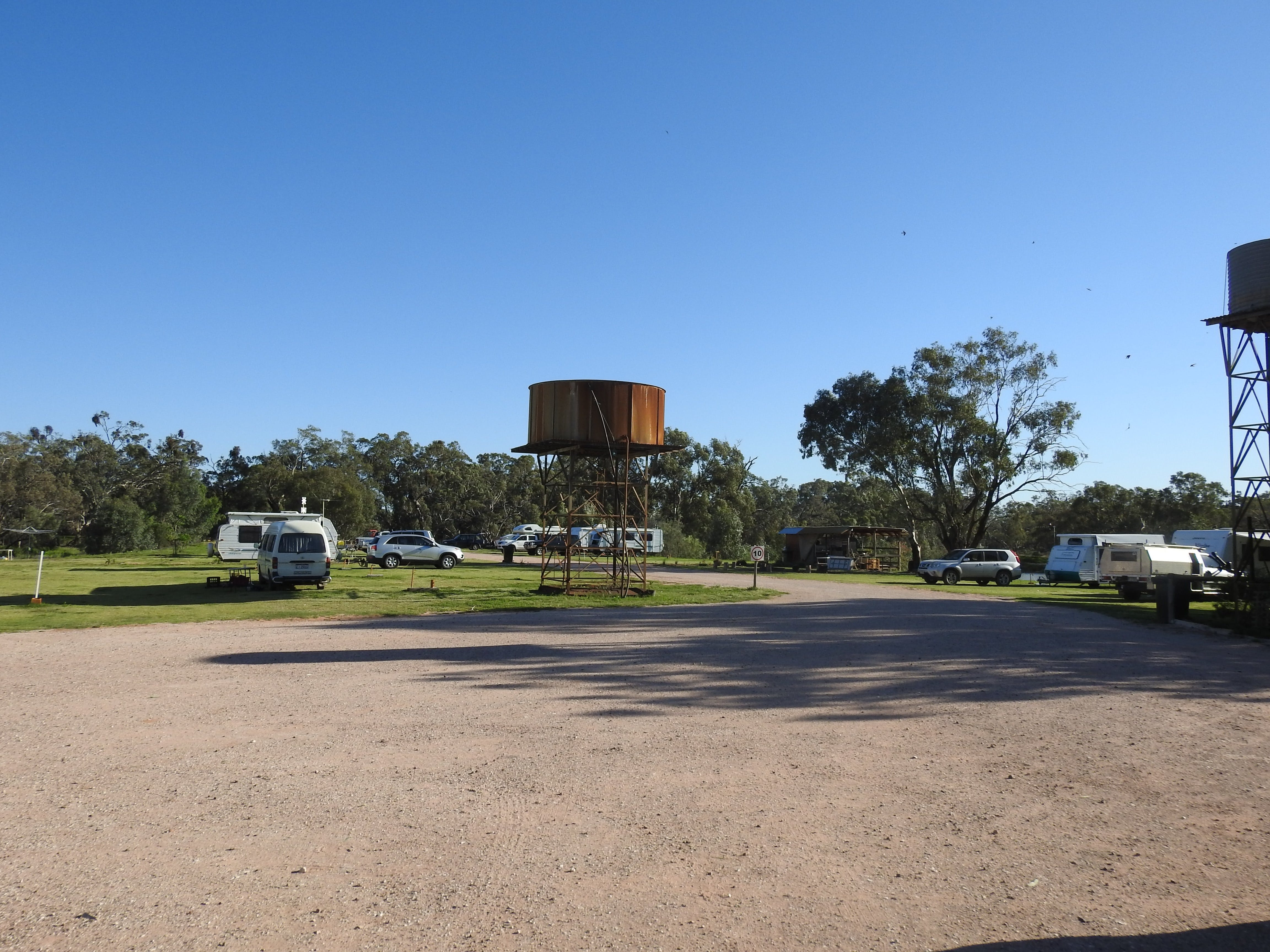 Warrawong on the Darling - Accommodation Broome