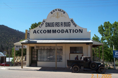 Snug as a Bug Motel - Accommodation Broome