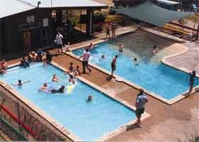 Bluegums Riverside Holiday Park - Accommodation Broome