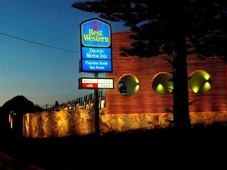 Best Western Drouin Motor Inn - Accommodation Broome