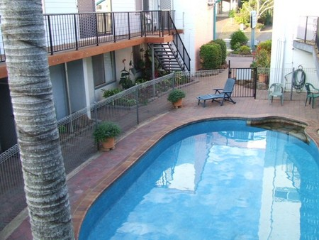 Bargara Beachfront Holiday Apartments - Accommodation Broome