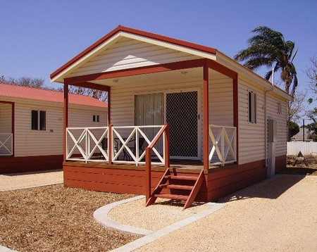 Outback Oasis Caravan Park - Accommodation Broome