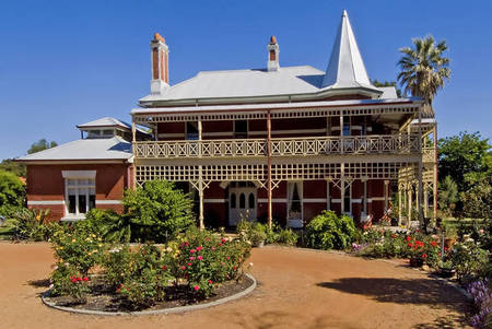 Earlsferry House Bed  Breakfast - Accommodation Broome