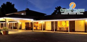 Country Comfort Tumut Valley Motel - Accommodation Broome