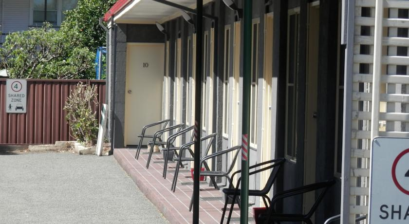 Benjamin Singleton Motel - Accommodation Broome