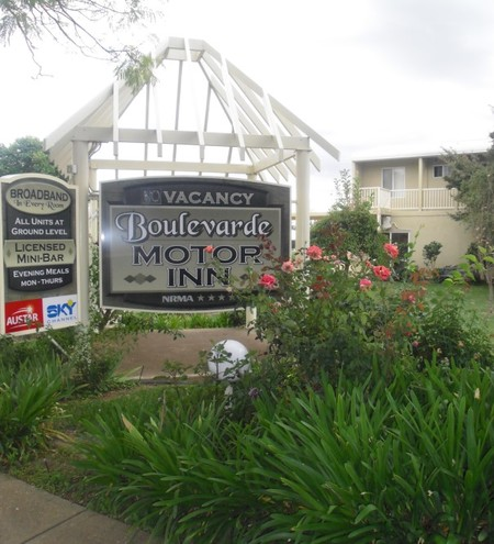 Boulevarde Motor Inn - Accommodation Broome