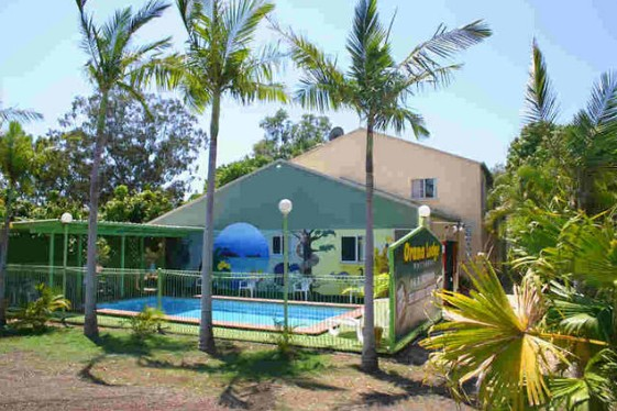 Orana Lodge Whitsunday - Accommodation Broome