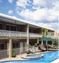 Macarthur Inn - Accommodation Broome