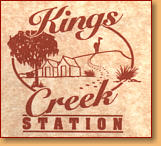 Kings Creek Station - Accommodation Broome