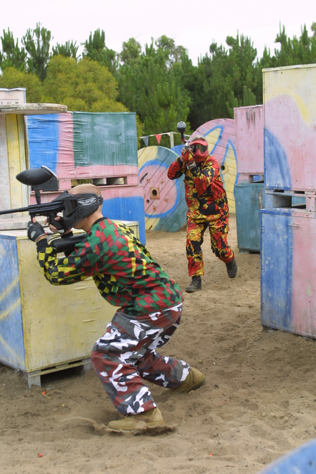 Paintball Skirmish Perth - Accommodation Broome