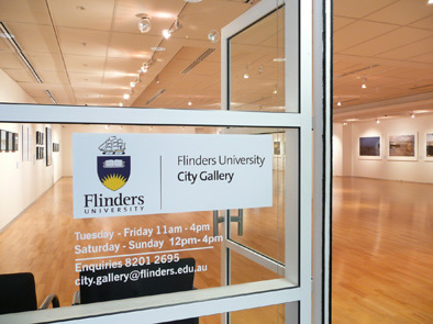 Flinders University City Gallery - Accommodation Broome