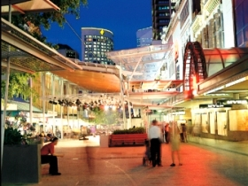 Queen Street Mall - Accommodation Broome